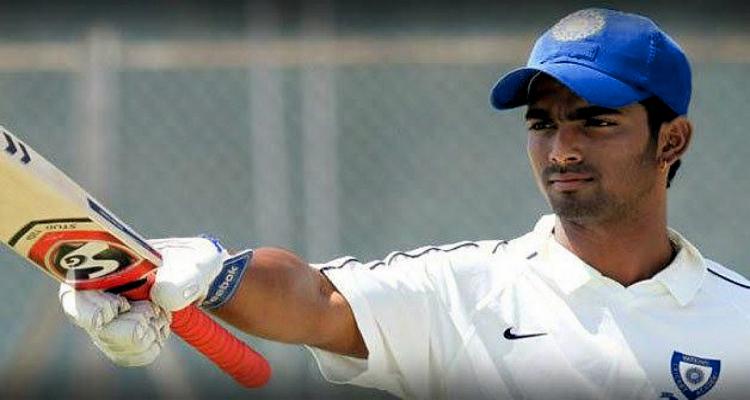 Tanmay Srivastava Cricket