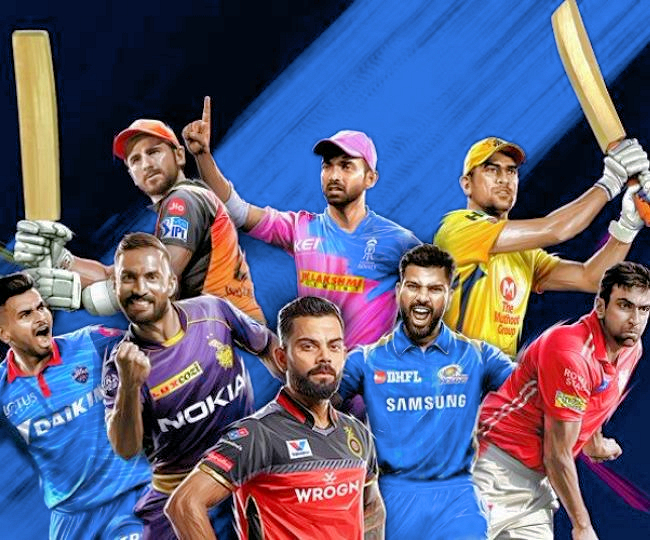 cricket match in the IPL